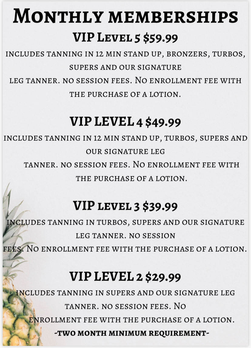 Tanning Membership , Tanning Salon , Tanning beds , airbrush spray tan , outback tanning , tanning lotions